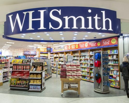 WH Smith acquires US Marshall Retail
